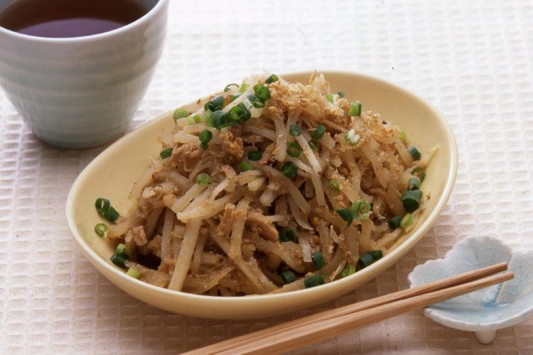 大根とツナの炒め物