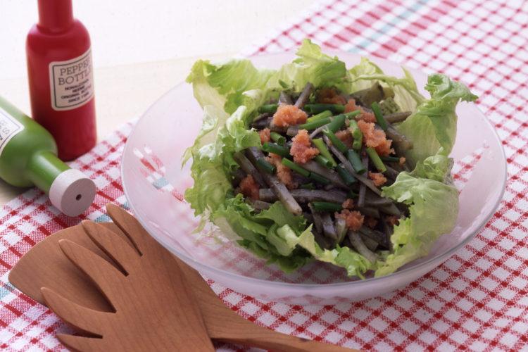 黒ごまポテトサラダ