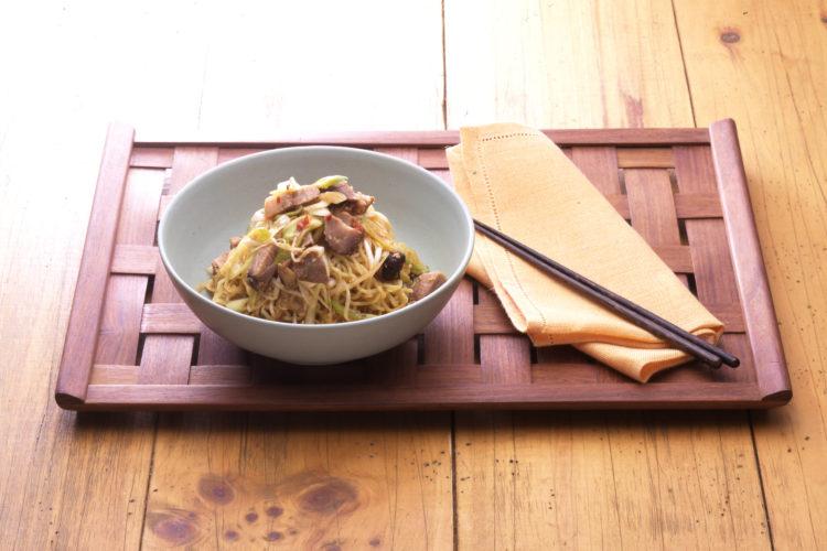 汁なしチャーシュー麺