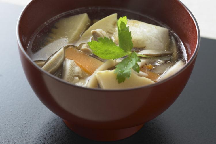 中華風お雑煮 純正ごま油風味