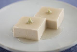 寒天ごま豆腐