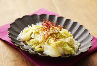 くたくた白菜