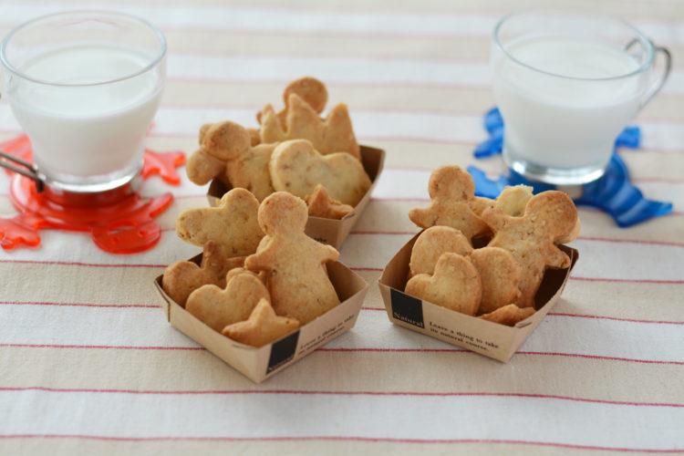 白いりごまクッキー