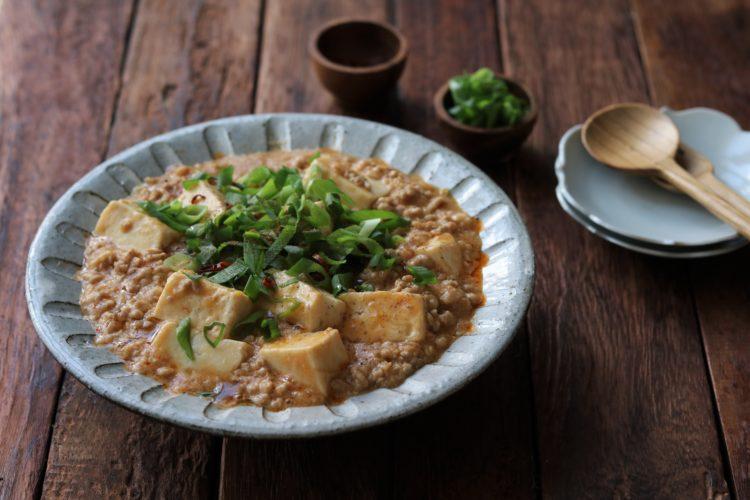 ごま麻婆豆腐