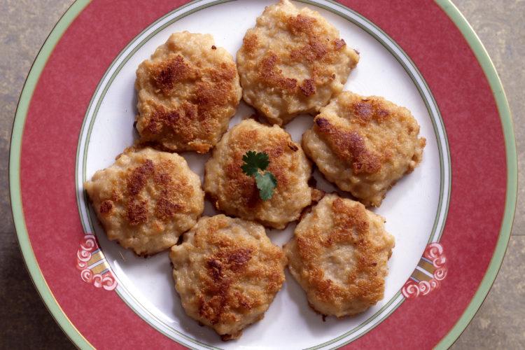 豆腐入り肉だんごの照り焼き・周富輝(生香園)作