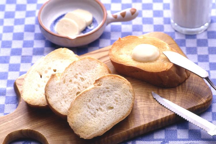 ごまバタートースト
