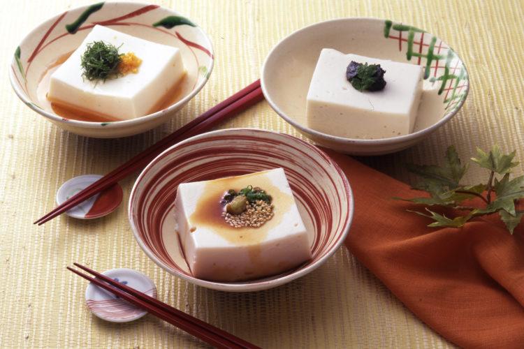 ごま豆腐(山口・和歌山・福井)