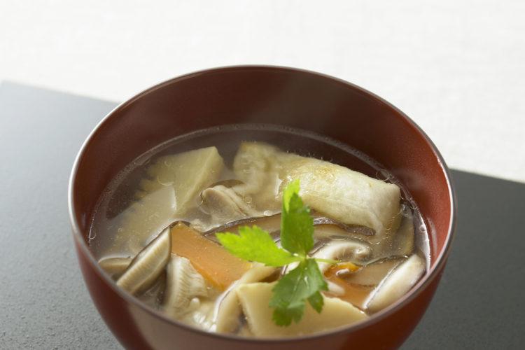中国風お雑煮